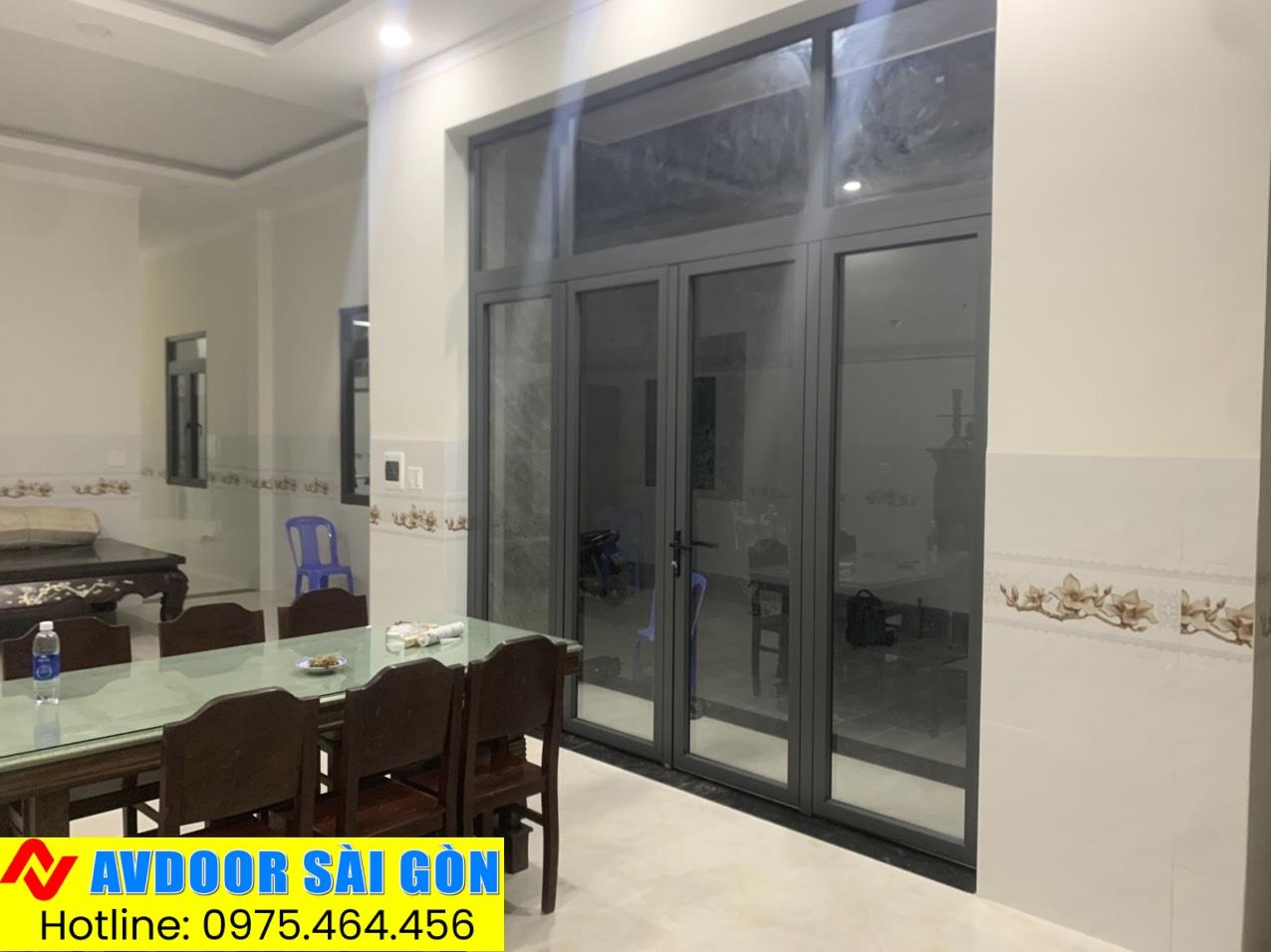 Cửa nhôm Xingfa quận Bình Tân – TP HCM